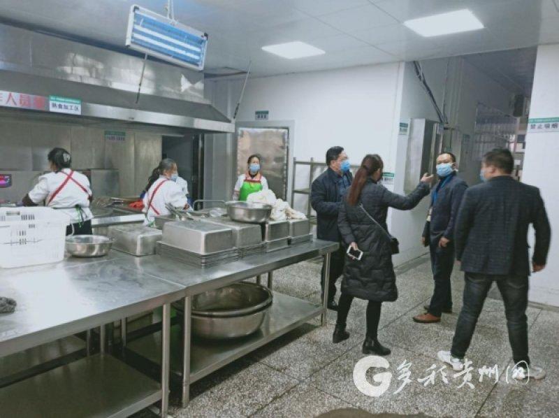 加强校园食品安全监管 为广大师生保